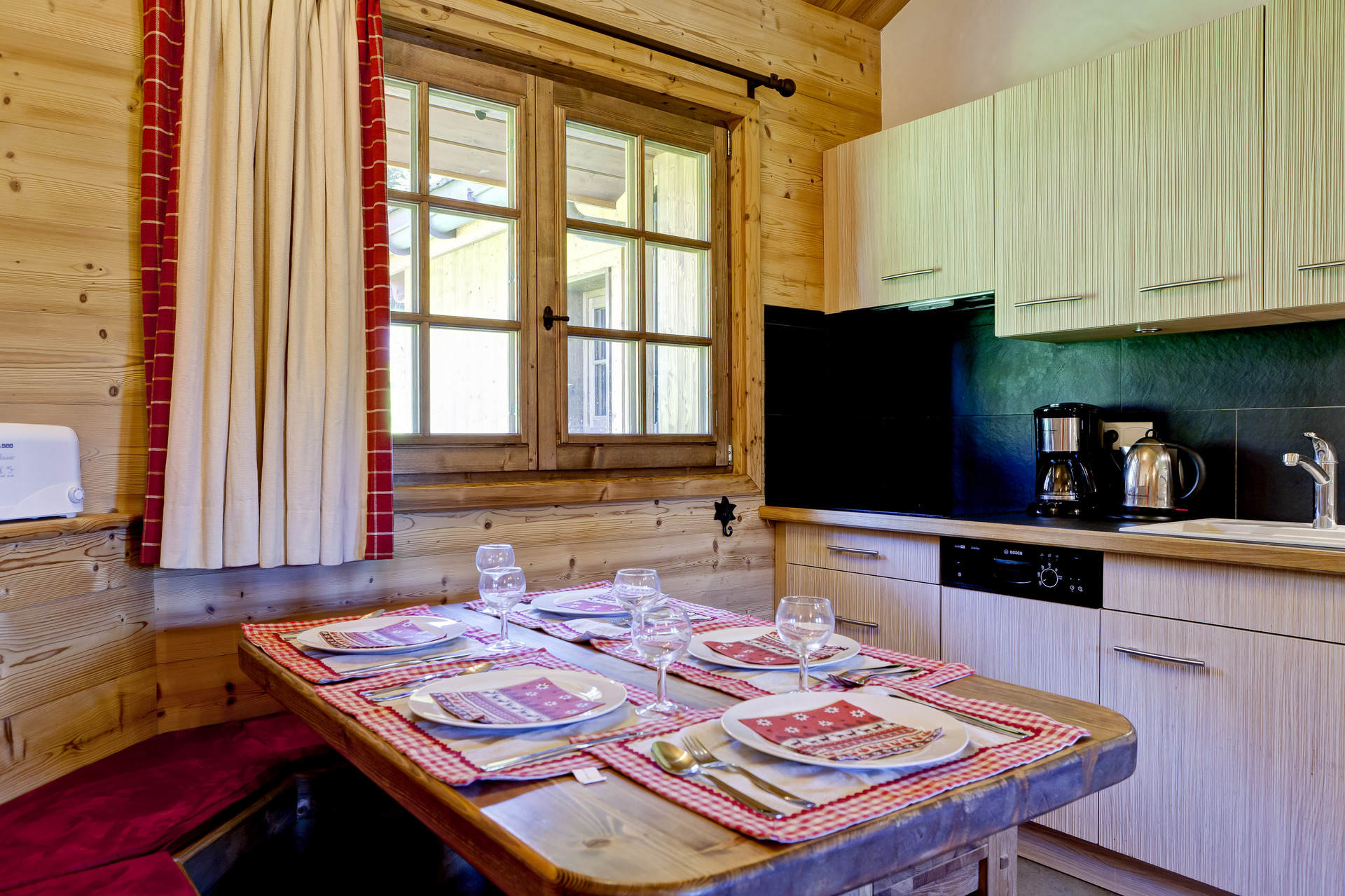 Appartements Carlina Extension