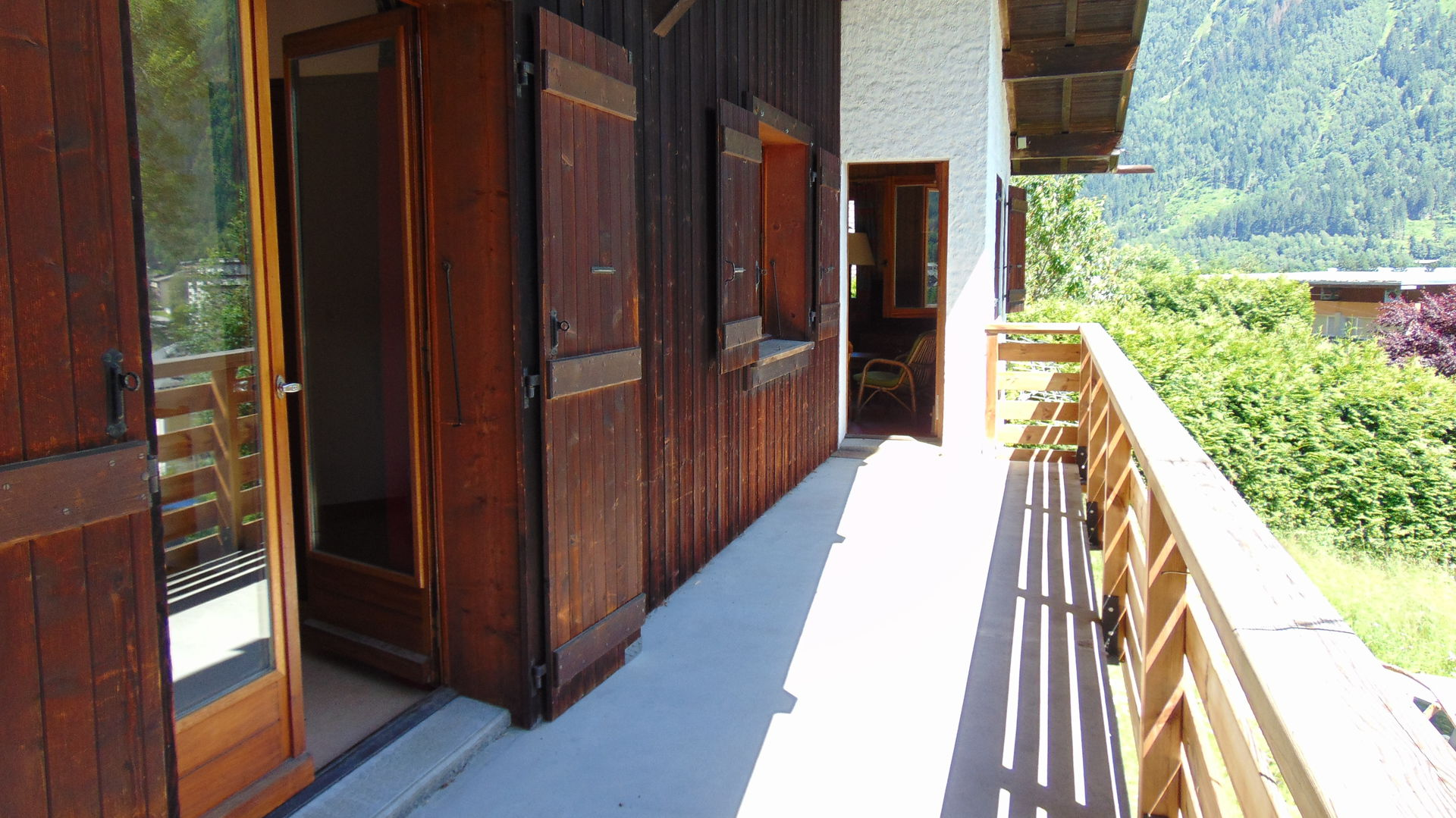Chalet Bois Prin In Chamonix Self Catered 5 Bedrooms # Living En Bois