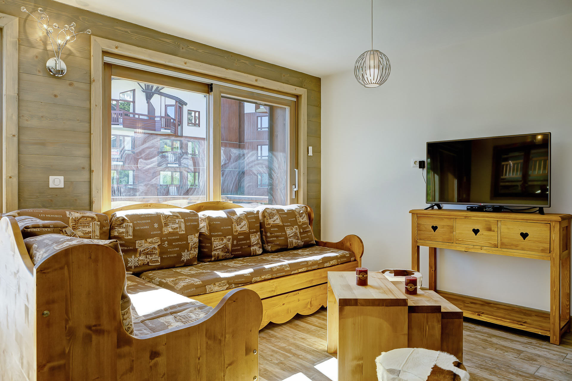 Appartements Rocher Blanc