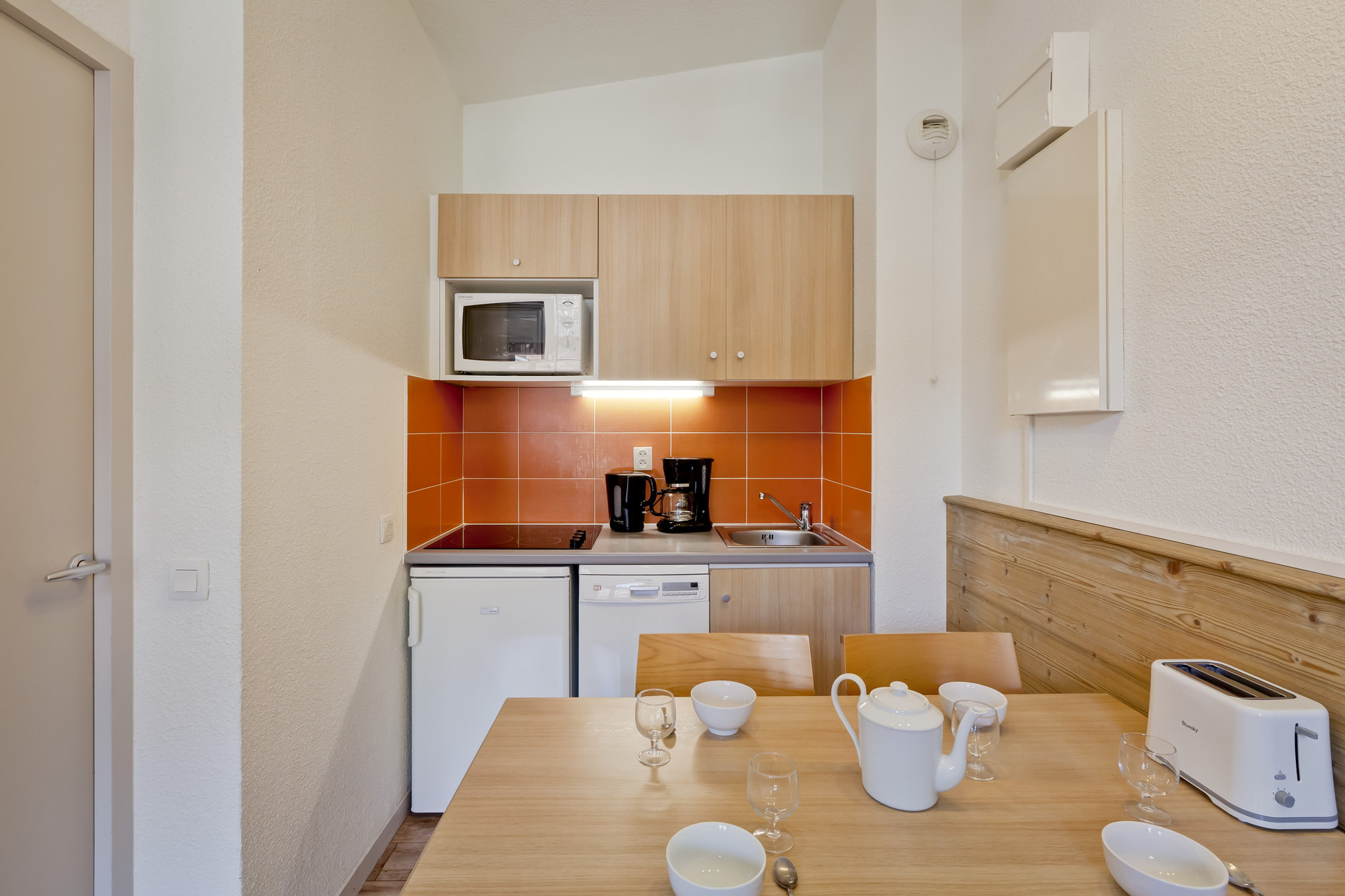 Appartements Le Britania